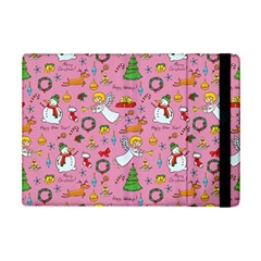 Christmas Pattern Ipad Mini 2 Flip Cases by Valentinaart