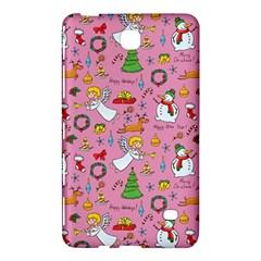 Christmas Pattern Samsung Galaxy Tab 4 (7 ) Hardshell Case  by Valentinaart