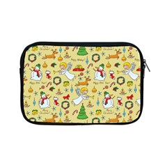 Christmas Pattern Apple Ipad Mini Zipper Cases by Valentinaart