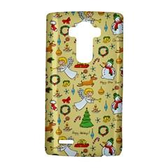 Christmas Pattern Lg G4 Hardshell Case by Valentinaart