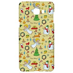 Christmas Pattern Samsung C9 Pro Hardshell Case  by Valentinaart