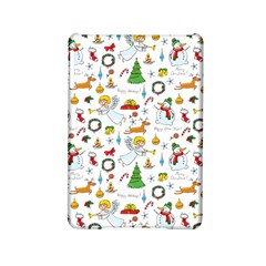 Christmas Pattern Ipad Mini 2 Hardshell Cases by Valentinaart