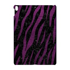 Skin3 Black Marble & Purple Leather (r) Apple Ipad Pro 10 5   Hardshell Case by trendistuff