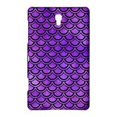 Scales2 Black Marble & Purple Watercolor Samsung Galaxy Tab S (8 4 ) Hardshell Case  by trendistuff