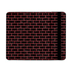Brick1 Black Marble & Red Colored Pencil (r) Samsung Galaxy Tab Pro 8 4  Flip Case by trendistuff