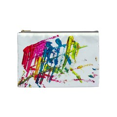 No 128 Cosmetic Bag (medium)  by AdisaArtDesign