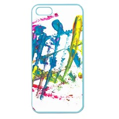 No 128 Apple Seamless Iphone 5 Case (color) by AdisaArtDesign