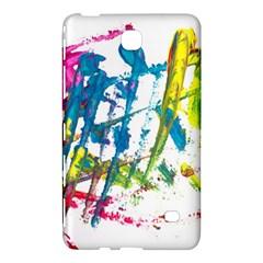 No 128 Samsung Galaxy Tab 4 (8 ) Hardshell Case  by AdisaArtDesign