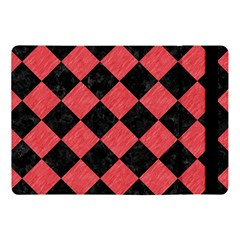 Square2 Black Marble & Red Colored Pencil Apple Ipad Pro 10 5   Flip Case by trendistuff