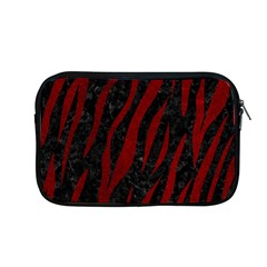 Skin3 Black Marble & Red Grunge (r) Apple Macbook Pro 13  Zipper Case by trendistuff