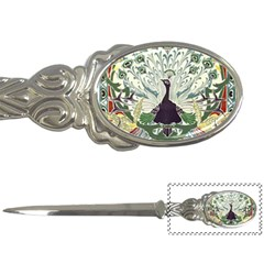 Art Nouveau Peacock Letter Openers by 8fugoso