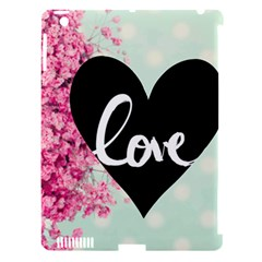 Modern Collage Shabby Chic Apple Ipad 3/4 Hardshell Case (compatible With Smart Cover) by 8fugoso