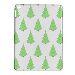 Background Christmas Christmas Tree Ipad Air 2 Hardshell Cases by Onesevenart