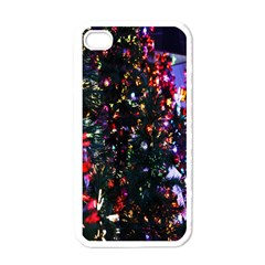 Abstract Background Celebration Apple Iphone 4 Case (white) by Onesevenart