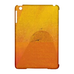 Sunset Apple Ipad Mini Hardshell Case (compatible With Smart Cover) by berwies