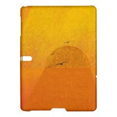 Sunset Samsung Galaxy Tab S (10 5 ) Hardshell Case  by berwies