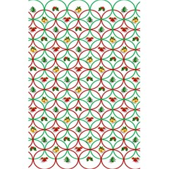 Christmas Decorations Background 5 5  X 8 5  Notebooks by Onesevenart