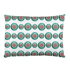 Christmas 3d Decoration Colorful Pillow Case (two Sides) by Onesevenart