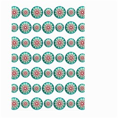 Christmas 3d Decoration Colorful Large Garden Flag (two Sides) by Onesevenart