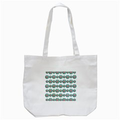 Christmas 3d Decoration Colorful Tote Bag (white) by Onesevenart