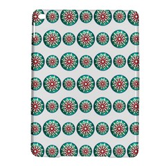Christmas 3d Decoration Colorful Ipad Air 2 Hardshell Cases by Onesevenart