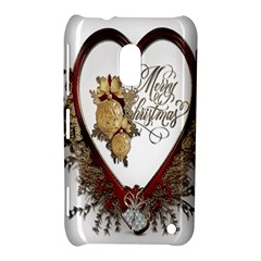 Christmas D¨|cor Decoration Winter Nokia Lumia 620 by Onesevenart