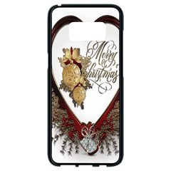 Christmas D¨|cor Decoration Winter Samsung Galaxy S8 Black Seamless Case by Onesevenart