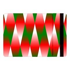 Christmas Geometric Background Apple Ipad Pro 10 5   Flip Case by Onesevenart