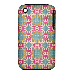 Christmas Holidays Seamless Pattern Iphone 3s/3gs by Onesevenart