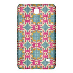 Christmas Holidays Seamless Pattern Samsung Galaxy Tab 4 (8 ) Hardshell Case  by Onesevenart