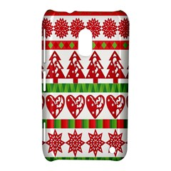 Christmas Icon Set Bands Star Fir Nokia Lumia 620 by Onesevenart