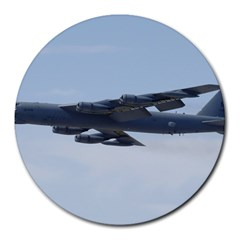 B-52 Stratofortress Round Mousepad by CustomYourOwn