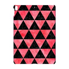 Triangle3 Black Marble & Red Watercolor Apple Ipad Pro 10 5   Hardshell Case by trendistuff