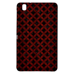 Circles3 Black Marble & Red Wood (r) Samsung Galaxy Tab Pro 8 4 Hardshell Case