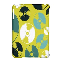 Streaming Forces Music Disc Apple Ipad Mini Hardshell Case (compatible With Smart Cover) by Alisyart