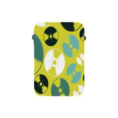 Streaming Forces Music Disc Apple Ipad Mini Protective Soft Cases by Alisyart