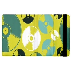 Streaming Forces Music Disc Apple Ipad Pro 12 9   Flip Case by Alisyart