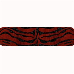 Skin2 Black Marble & Red Wood Large Bar Mats by trendistuff
