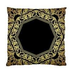 Art Nouvea Antigue Standard Cushion Case (one Side) by 8fugoso