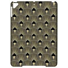 Art Deco Fan Pattern Apple Ipad Pro 9 7   Hardshell Case by 8fugoso
