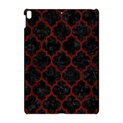 Tile1 Black Marble & Red Wood (r) Apple Ipad Pro 10 5   Hardshell Case by trendistuff
