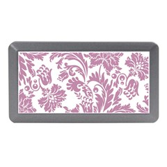 Vintage Floral Pattern Memory Card Reader (mini) by 8fugoso
