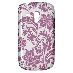 Vintage Floral Pattern Galaxy S3 Mini by 8fugoso