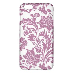 Vintage Floral Pattern Iphone 6 Plus/6s Plus Tpu Case by 8fugoso