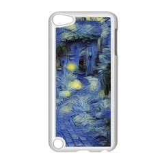 Van Gogh Inspired Apple Ipod Touch 5 Case (white) by 8fugoso
