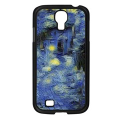 Van Gogh Inspired Samsung Galaxy S4 I9500/ I9505 Case (black) by 8fugoso
