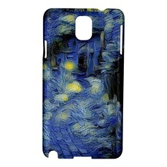 Van Gogh Inspired Samsung Galaxy Note 3 N9005 Hardshell Case by 8fugoso