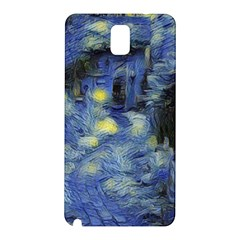Van Gogh Inspired Samsung Galaxy Note 3 N9005 Hardshell Back Case by 8fugoso