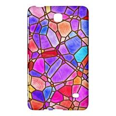 Mosaic Linda 1 Samsung Galaxy Tab 4 (7 ) Hardshell Case  by MoreColorsinLife