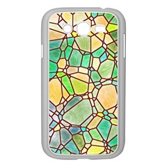 Mosaic Linda 2 Samsung Galaxy Grand Duos I9082 Case (white) by MoreColorsinLife